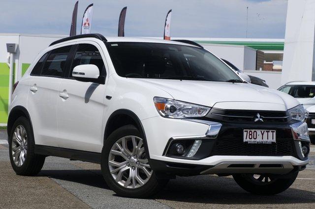 Demonstrator, Demo, Near New Mitsubishi ASX ES 2WD ADAS, Bowen Hills, 2018 Mitsubishi ASX ES 2WD ADAS Wagon