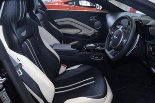 2018 Aston Martin Vantage Coupe.