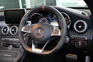 2016 Mercedes-Benz C63 AMG SPEEDSHIFT MCT S Cabriolet.