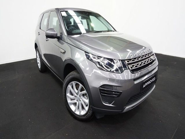 Used Land Rover Discovery Sport TD4 (132kW) SE 7 Seat, Concord, 2018 Land Rover Discovery Sport TD4 (132kW) SE 7 Seat Wagon