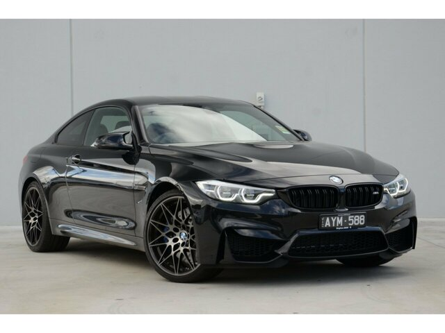 Demonstrator, Demo, Near New BMW M4 Competition M-DCT, Clayton, 2018 BMW M4 Competition M-DCT Coupe