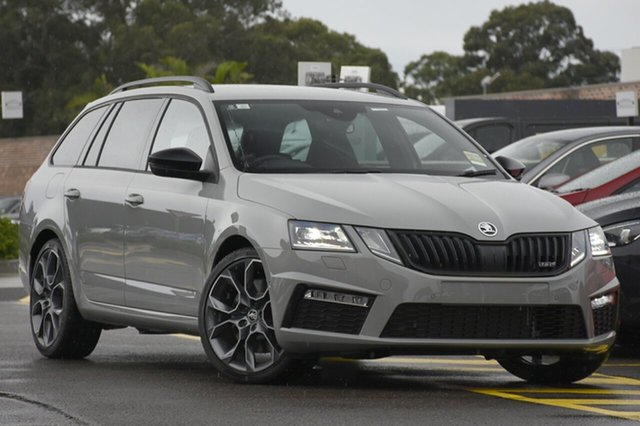 Discounted New Skoda Octavia RS DSG 245, Warwick Farm, 2018 Skoda Octavia RS DSG 245 Wagon