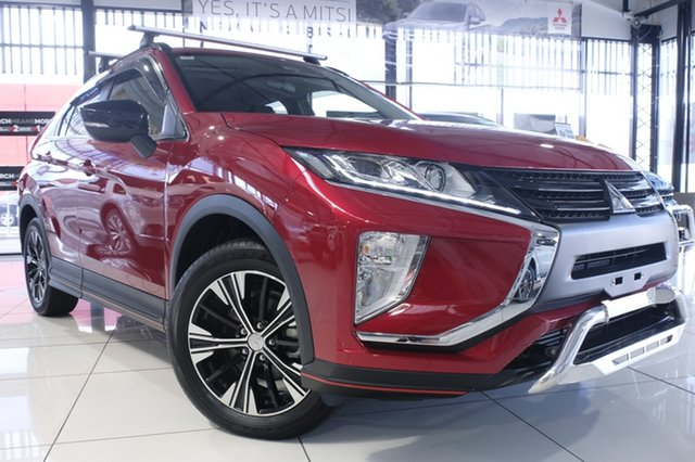 Demonstrator, Demo, Near New Mitsubishi Eclipse Cross ES 2WD, Bowen Hills, 2018 Mitsubishi Eclipse Cross ES 2WD Wagon