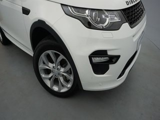2017 Land Rover Discovery Sport SD4 (177kW) HSE 7 Seat Wagon.