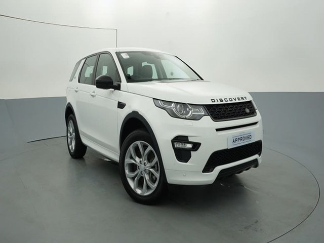 Discounted Land Rover Discovery Sport SD4 (177kW) HSE 7 Seat, Concord, 2017 Land Rover Discovery Sport SD4 (177kW) HSE 7 Seat Wagon