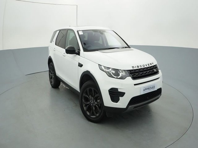 Used Land Rover Discovery Sport Si4 177kW SE, Doncaster, 2017 Land Rover Discovery Sport Si4 177kW SE Wagon