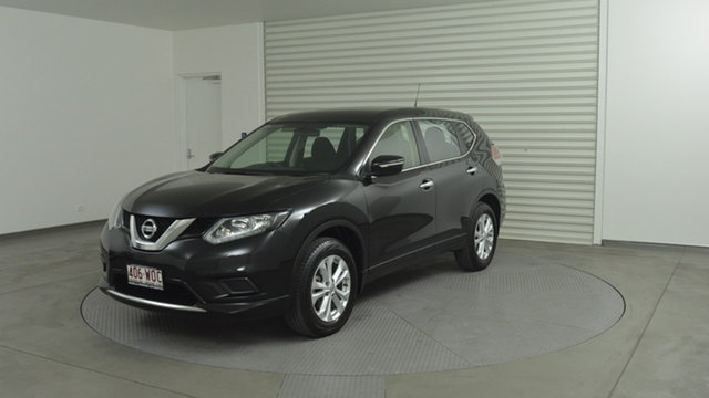 Used Nissan X-Trail ST X-tronic 2WD, Southport, 2016 Nissan X-Trail ST X-tronic 2WD Wagon