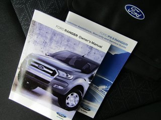 2016 Ford Ranger XL 4x2 Cab Chassis.