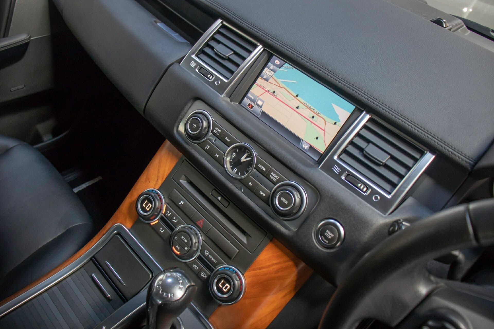2010 Land Rover Range Rover Sport 3.0 Tdv6 My10
