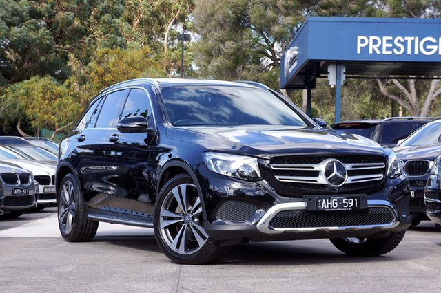 Used Mercedes-Benz GLC250 d 9G-Tronic 4MATIC, Balwyn, 2016 Mercedes-Benz GLC250 d 9G-Tronic 4MATIC Wagon