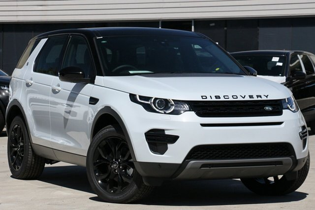 New Land Rover Discovery Sport SI4 (177kW) SE 5 Seat, Concord, 2019 Land Rover Discovery Sport SI4 (177kW) SE 5 Seat Wagon