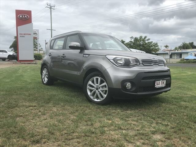 Demonstrator, Demo, Near New Kia Soul SI, Gympie, 2018 Kia Soul SI SUV