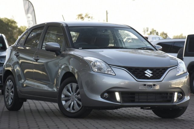 Discounted Demonstrator, Demo, Near New Suzuki Baleno GL, Narellan, 2018 Suzuki Baleno GL Hatchback