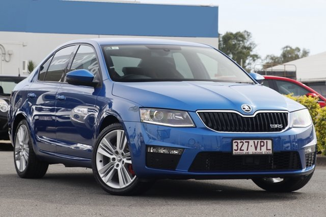 Used Skoda Octavia RS Sedan DSG 162TSI, Beaudesert, 2015 Skoda Octavia RS Sedan DSG 162TSI Liftback
