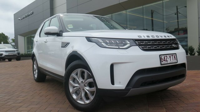 Discounted Demonstrator, Demo, Near New Land Rover Discovery SD6 SE, Toowoomba, 2018 Land Rover Discovery SD6 SE Wagon