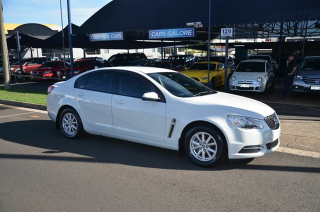 Used Holden Commodore Evoke, Toowoomba, 2016 Holden Commodore Evoke Sedan