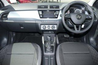2018 Skoda Fabia 81TSI DSG Hatchback.