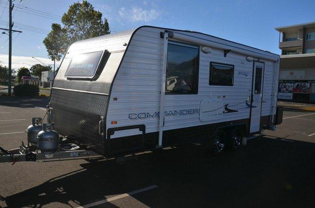 Used Paramount Commander, Toowoomba, 2015 Paramount Commander Caravan