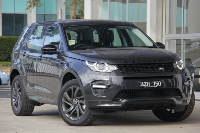 Demonstrator, Demo, Near New Land Rover Discovery Sport TD4 110kW SE, Port Melbourne, 2019 Land Rover Discovery Sport TD4 110kW SE Wagon