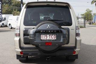 2012 Mitsubishi Pajero VR-X Wagon.