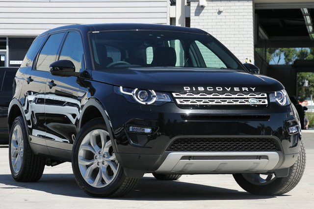 New Land Rover Discovery Sport TD4 (132kW) HSE 5 Seat, Concord, 2019 Land Rover Discovery Sport TD4 (132kW) HSE 5 Seat Wagon