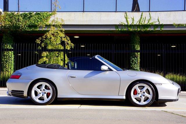 Used Porsche 911 Carrera Cabrio AWD 4S, Balwyn, 2004 Porsche 911 Carrera Cabrio AWD 4S Convertible