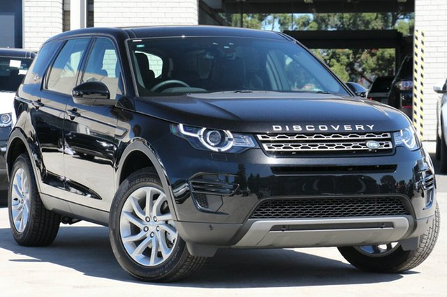 New Land Rover Discovery Sport TD4 (110kW) SE 5 Seat, Concord, 2019 Land Rover Discovery Sport TD4 (110kW) SE 5 Seat Wagon