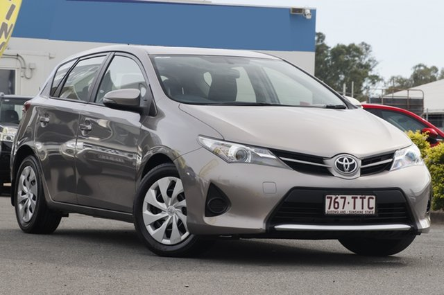Used Toyota Corolla Ascent, Bowen Hills, 2014 Toyota Corolla Ascent Hatchback