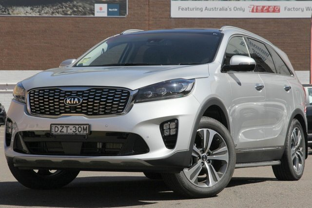 Demonstrator, Demo, Near New Kia Sorento GT-Line AWD, Brookvale, 2019 Kia Sorento GT-Line AWD Wagon