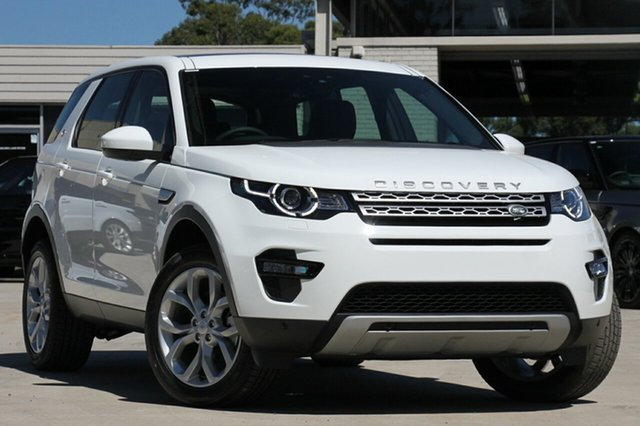 Discounted Demonstrator, Demo, Near New Land Rover Discovery Sport TD4 (110kW) HSE 5 Seat, Concord, 2019 Land Rover Discovery Sport TD4 (110kW) HSE 5 Seat Wagon