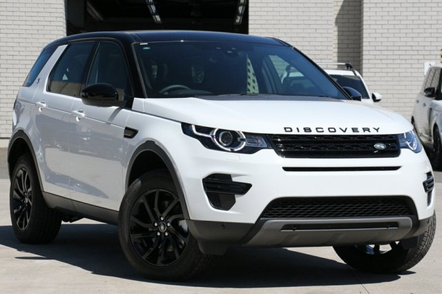 Discounted New Land Rover Discovery Sport TD4 (132kW) SE 5 Seat, Concord, 2019 Land Rover Discovery Sport TD4 (132kW) SE 5 Seat Wagon