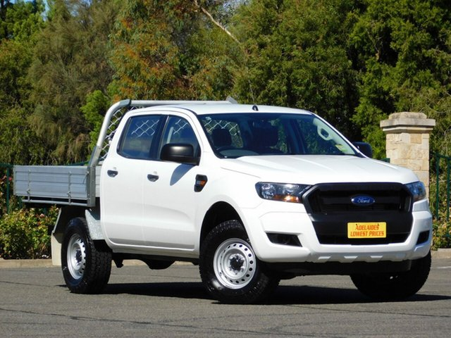 Used Ford Ranger XL Double Cab 4x2 Hi-Rider, 2015 Ford Ranger XL Double Cab 4x2 Hi-Rider Cab Chassis