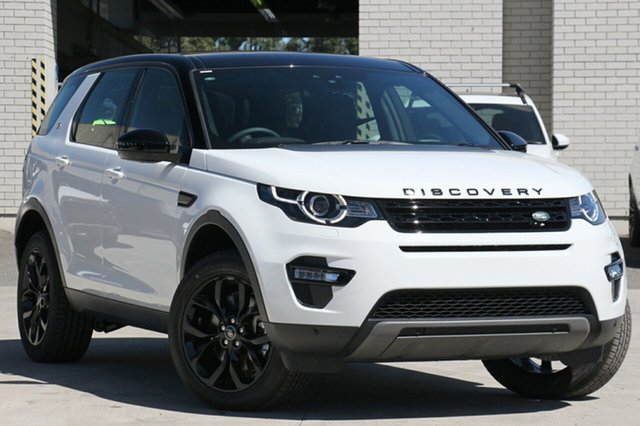 Discounted New Land Rover Discovery Sport SD4 (177kW) HSE 5 Seat, Concord, 2019 Land Rover Discovery Sport SD4 (177kW) HSE 5 Seat Wagon