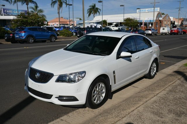 Used Holden Commodore Evoke, Toowoomba, 2015 Holden Commodore Evoke Sedan