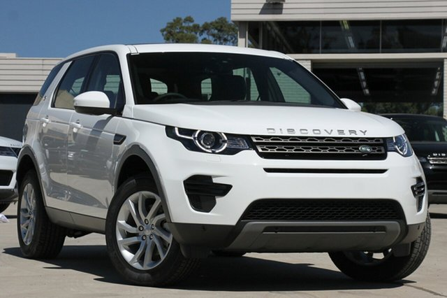 Discounted New Land Rover Discovery Sport TD4 (110kW) SE 5 Seat, Concord, 2019 Land Rover Discovery Sport TD4 (110kW) SE 5 Seat Wagon