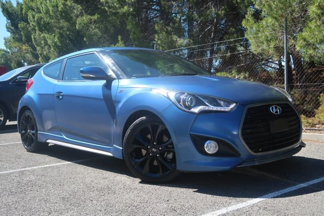 Used Hyundai Veloster SR Coupe D-CT Turbo, Christies Beach, 2015 Hyundai Veloster SR Coupe D-CT Turbo Hatchback