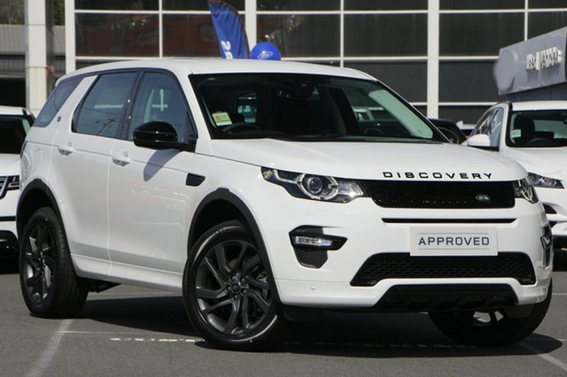 Demonstrator, Demo, Near New Land Rover Discovery Sport TD4 110kW SE, Maroochydore, 2018 Land Rover Discovery Sport TD4 110kW SE Wagon