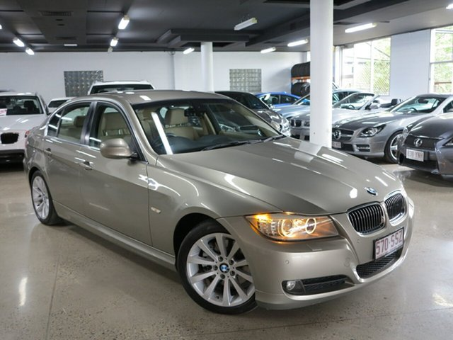 Used BMW 323i Lifestyle Steptronic, Albion, 2010 BMW 323i Lifestyle Steptronic Sedan