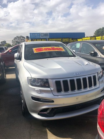 Used Jeep Grand Cherokee SRT-8, Cranbourne, 2012 Jeep Grand Cherokee SRT-8 Wagon