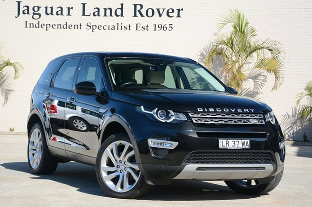 Used Land Rover Discovery Sport SD4 HSE Luxury, Welshpool, 2015 Land Rover Discovery Sport SD4 HSE Luxury Wagon