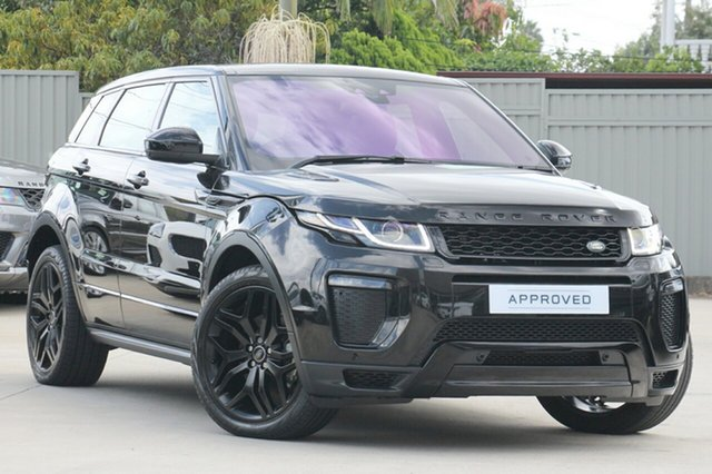 Demonstrator, Demo, Near New Land Rover Range Rover Evoque TD4 180 HSE Dynamic, Blakehurst, 2017 Land Rover Range Rover Evoque TD4 180 HSE Dynamic Wagon