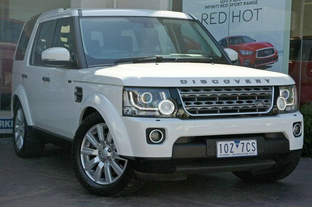 Used Land Rover Discovery TDV6, Doncaster, 2015 Land Rover Discovery TDV6 Wagon