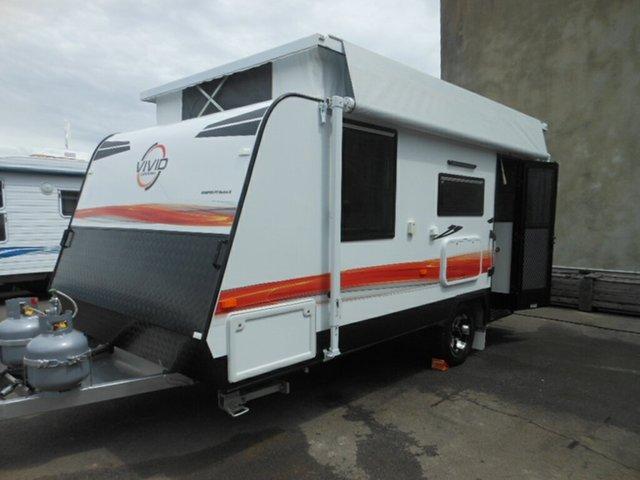 Discounted New Vivid Caravans Camper PT Series II [ST-1836], Pialba, 2018 Vivid Caravans Camper PT Series II [ST-1836] Pop Top