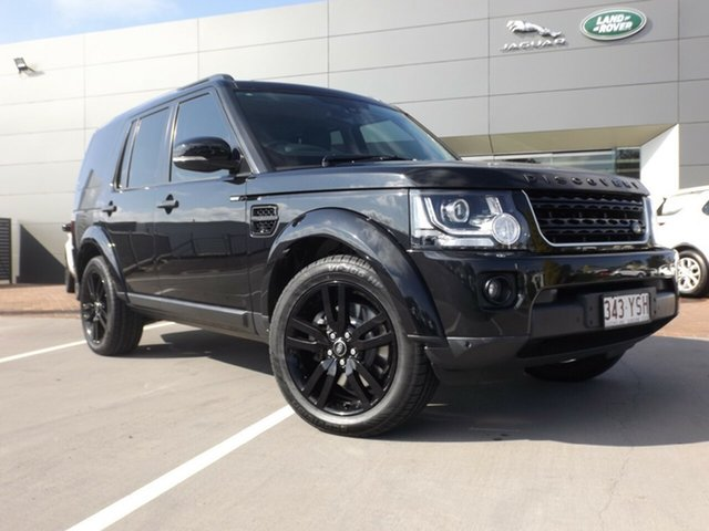 Used Land Rover Discovery SDV6 HSE, Toowoomba, 2015 Land Rover Discovery SDV6 HSE Wagon