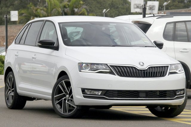 Discounted New Skoda Rapid Spaceback DSG, Warwick Farm, 2018 Skoda Rapid Spaceback DSG Hatchback