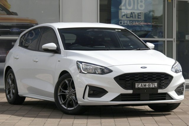 Used Ford Focus ST-Line, Warwick Farm, 2018 Ford Focus ST-Line Hatchback