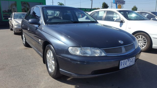 Used Holden Berlina, Cheltenham, 2001 Holden Berlina Sedan