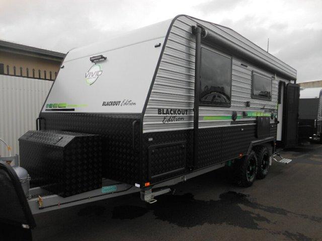 New Vivid Caravans Blackout. 21' [ST-1855], Pialba, 2019 Vivid Caravans Blackout. 21' [ST-1855] Caravan