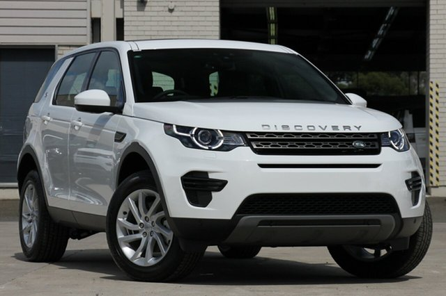 Land Rover Discovery Sport TD4 (110kW) SE 5 Seat, Leichhardt, 2019 Land Rover Discovery Sport TD4 (110kW) SE 5 Seat Wagon