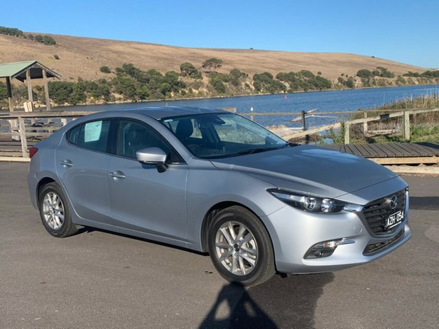 Demonstrator, Demo, Near New Mazda 3 Touring SKYACTIV-Drive, Warrnambool East, 2018 Mazda 3 Touring SKYACTIV-Drive Sedan